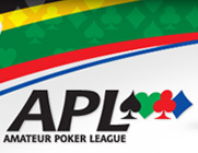 APL (Amateur Poker League) - now in South Africa!
